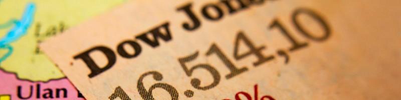 מסחר בחוזי הפרשים על מדד הדאו גונס